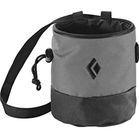 Black Diamond Mojo Zip Chalkbag S-M Ash